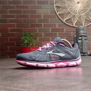 BROOKS PURE FLOW RUNNING SHOES SZ 9